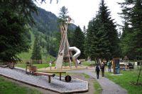 Adenture Stage Ischgl, ausgestattet von OBRA-Design