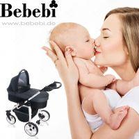Zürich Kinderwagen Komplett Set günstig direkt auf www.bebebi.de kaufen