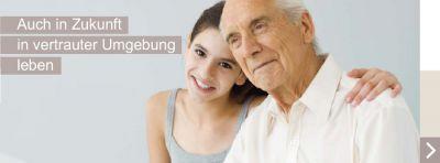Zuhause das Alter genießen: wo sonst?