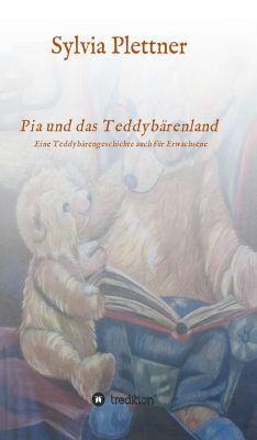 """""""Pia und das Teddybärenland"""" von Sylvia Plettner"""