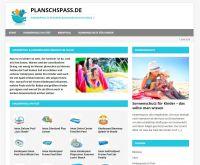 Planschspass.de - die Webseite rund um den Kinderpool