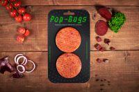 Pop-Bugs Burger