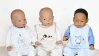 Babysimulatorpuppen von Rent-a-Baby