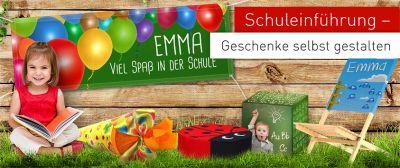 Deko- & Geschenkideen zur Schuleinführung 2015