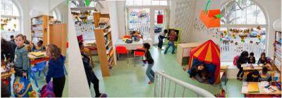 Unsere modernen Betreuungsräume am Beispiel der Erich Kästner Schule