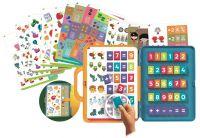 """""""ich lerne rechnen"""" von Jumbo: Kunterbunte Zahlenwelt im Rechenkoffer"""