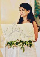 Hochzeitsrednerin Peri (Foto: Sara Akkaya-Foest)