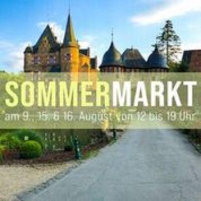 Burg Satzvey Sommermarkt