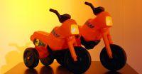 Kinder Enduros - alles, was Kinder in Bewegung bringt