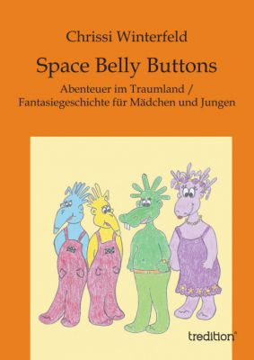 """""""Space Belly Buttons"""" von Chrissi Winterfeld"""