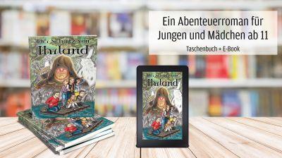 Der Fantasyroman von Jörg Bothe ist als Taschenbuch und E-Book erhältlich.