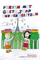 Ein spannendes Abenteuer in Paris erwartet alle Geisterjäger im neuen Buch von Verena Prym.