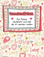 Cover Freundebuch für Paare, Verliebte und alle die es werden wollen