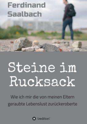 """""""Steine im Rucksack"""" von Ferdinand Saalbach"""