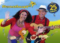 Sternschnuppe Kinderlieder feiert 25. Geburtstag (Margit Sarholz & Werner Meier)