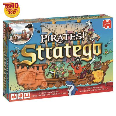 """Stratego Pirates: Nominiert für """"TOP 10 Spielzeug"""" 2017"""
