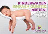 STROLLER PARK: Kinderwagen mieten - einfach und günstig bei Deutschlands einzigartigem Kinderwagenverleih