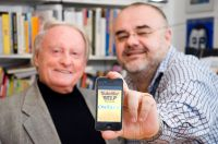 Die Erfinder der Diabetiker-APP für alle Handys: Alois Gmeienr und Carl Aschenbrenner-Rieger