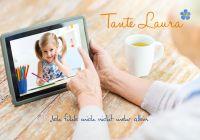 Bilder von Enkeln machen den Senioren besondere Freude