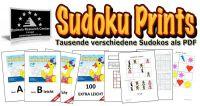Sudokos kostenlos zum Download
