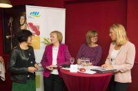 Bei der KOSTBAR des dti diskutierten Ursula Schulte und Dr. Anke Oepping über die Kita- und Schulverpflegung