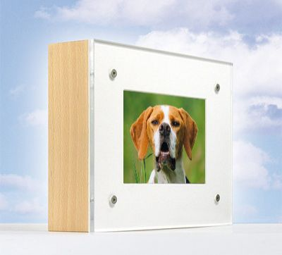 Alle Tierurnen mit Bild von ASBI.ART sind mit viel Liebe gestaltet: Mit der Zeichnung oder dem Foto Ihres Lieblings.