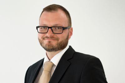 Stephan Maetzschke, Oecotrophologe und Mitglie der Geschäfsleitung Nonna Elena GmbH