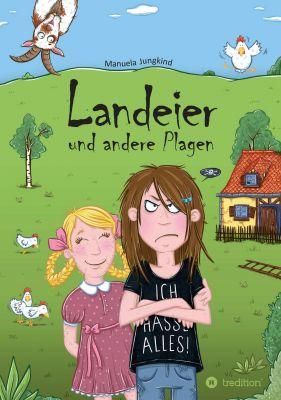 """""""Landeier und andere Plagen"""" von Manuela Jungkind"""