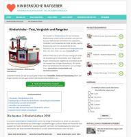 kinderkueche-ratgeber.de zeigt, worauf es bei einer guten Kinderküche ankommt