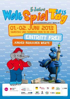WeltSpielTag 2013