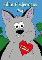 """Das Bilderbuch """"Filius Fledermaus und Filine"""" wird erstmals öffentlich auf der Buchmesse BUCH WIEN vom 10. bis 13.11. präsentiert."""