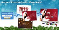 MagicName-Adventskalender