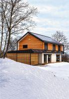 Auch wenn es draußen kalt ist, soll es im Eigenheim warm und gemütlich sein. (Foto: HANLO Haus)