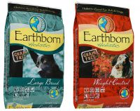 """Die beiden neuen Produkte """"Large Breed"""" und """"Weight Control"""" erweitern die """"Earthborn Holistic""""-Produktrange."""