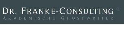 Dr. Franke-Consulting – Akademische-Ghostwriter