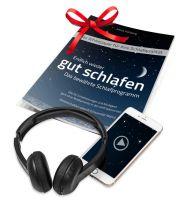"""Whitepaper und Hörbuch """"Endlich wieder gut schlafen"""""""