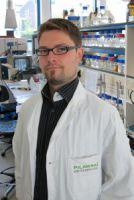 Biotechnologe Harry Plawski