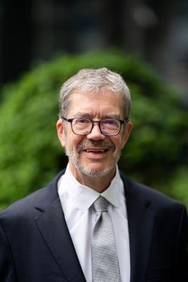Herr Dr. Peter Quick, Geschäftsführer der Promega GmbH