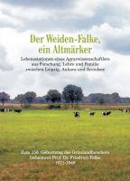 """""""Der Weiden-Falke, ein Altmärker"""" von Rosemarie C. E. Leineweber u.a."""
