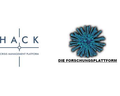 Logo der Hack-CMP Logo der Forschungsplattform