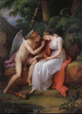 Angelika Kauffmann, Amor und Psyche, 1791