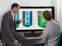 EU-Projekt ClouFlow: Betrieb von Bioreaktoren wird durch Nutzung von Cloud-Technologie effektiver.