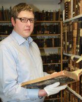 Family Researcher oder Genealogist Christian Hoske: So suchen Amerikaner und Kanadier nach ihren Wurzeln in Germany und Thuringia.
