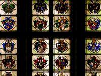 Handelskammer Bremen - Wappenfenster im Haus Schütting (Ausschnitt)