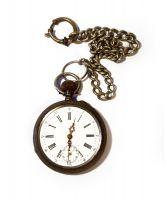 Die klassische Art und Weise in Hypnose zu gehen: mit einer Taschenuhr. (Copyright: www.sxc.hu)