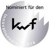 """Der selbstfahrende Hacker """"Diamant 2000"""" ist für die Innovationsmedaille der kwf 2014 nominiert."""