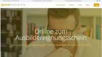 Vorbereitung auf die Ausbildereignungsprüfung per OnlineKurs