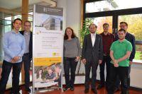 Bereits im Sommer startete das Promotionskolleg am Herman Hollerith Zentrum mit den ersten Doktoranden.