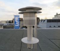 Wettersensor WS3000 der Firma G. Lufft GmbH