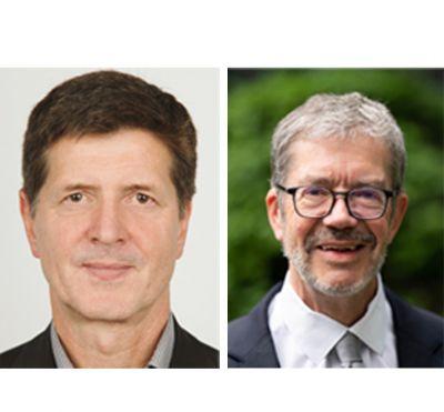 Dr. Hans-Joachim Müller und Dr. Peter Quick